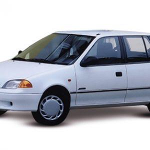 Justy 2 1996-2003